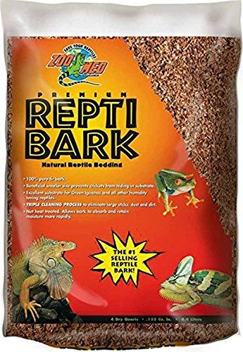 Zoo Med RB-8E Repti Bark,  8.8 L, wiederverwendbares Substrat für Terrarien