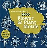 5000 Flower & Plant Motifs (ANOVA BOOKS)
