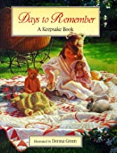 Days to Remember: A Keepsake Book for Birthdays, Anniversaries & Special Occasions