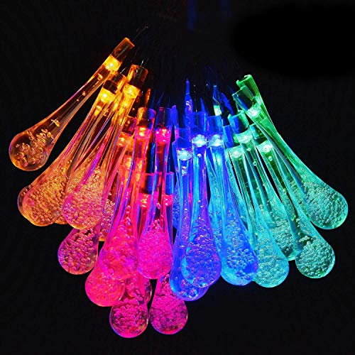 LED Solar Christmas  Outdoor String Lights