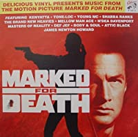 MARKED FOR DEATH - 1990 ORIGINAL MOTION PICTURE SOUNDTRACK