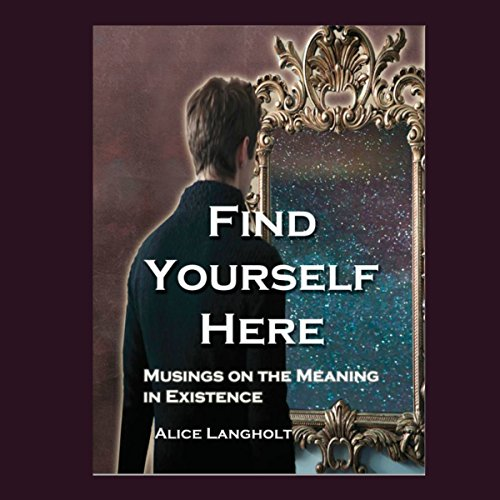 Find Yourself Here audiobook cover art