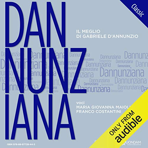 Dannunziana Classic  By  cover art