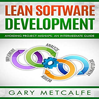 Lean Software Development: Avoiding Project Mishaps audiobook cover art