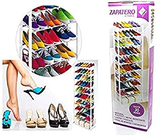 Zapatero Organizador de Zapatos We Houseware hasta 30 Pares