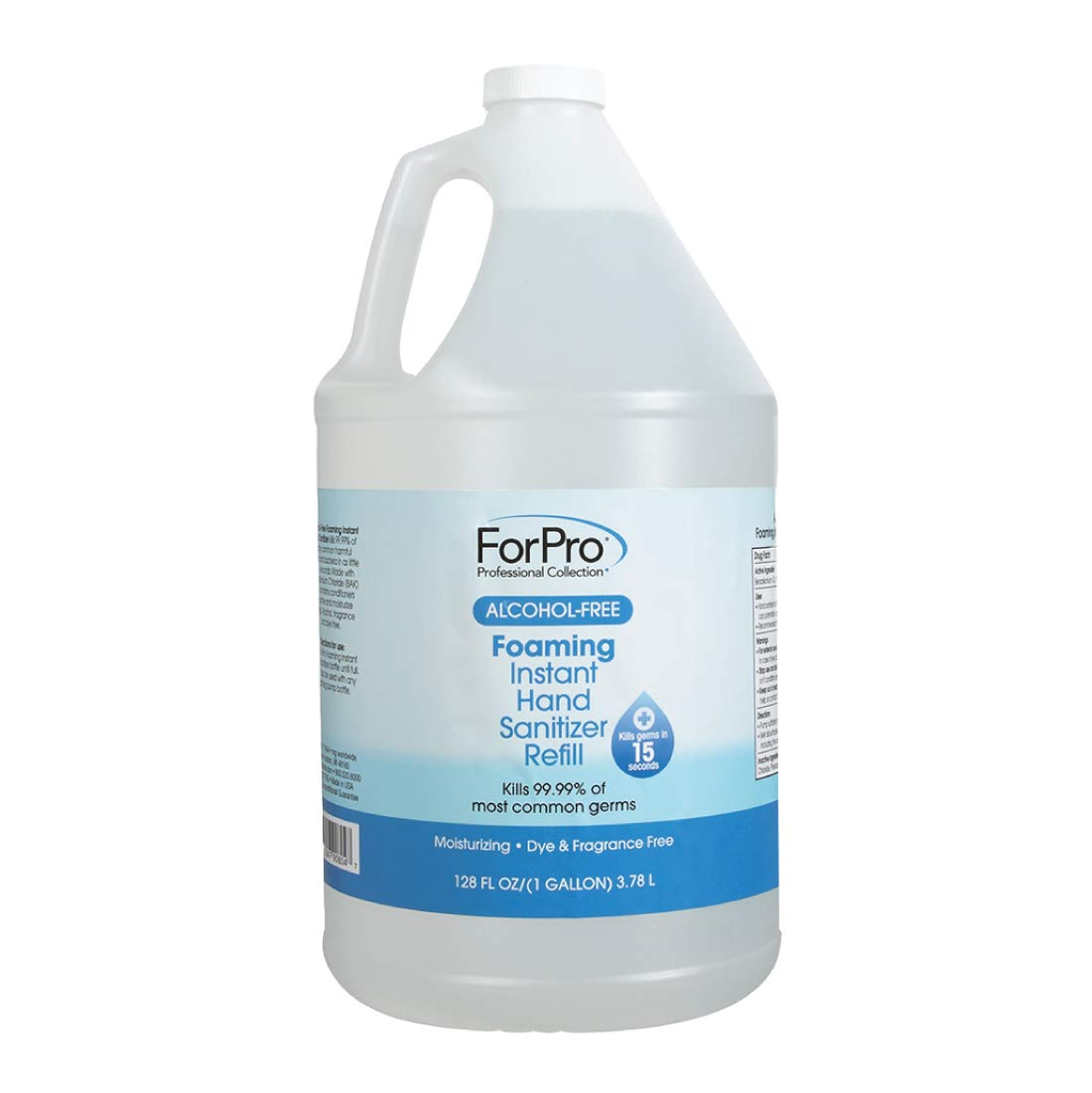 ForPro Austin Mall Alcohol-Free Foaming Instant Hand 67% OFF of fixed price Moisturizing Sanitizer
