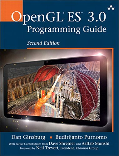 OpenGL ES 3.0 Programming Guide (English Edition)