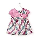 Mayoral Vestido Combinado Tricot bebé niña Azalea (24 Meses)