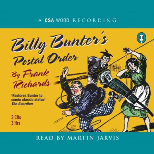 Billy Bunter's Postal Order audiobook cover art