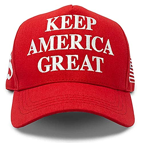 Donald Trump 2020 hat Keep America Great Hat USA Caps Make America Great Again. Red