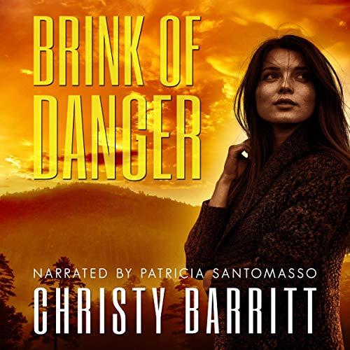 Brink of Danger audiobook cover art