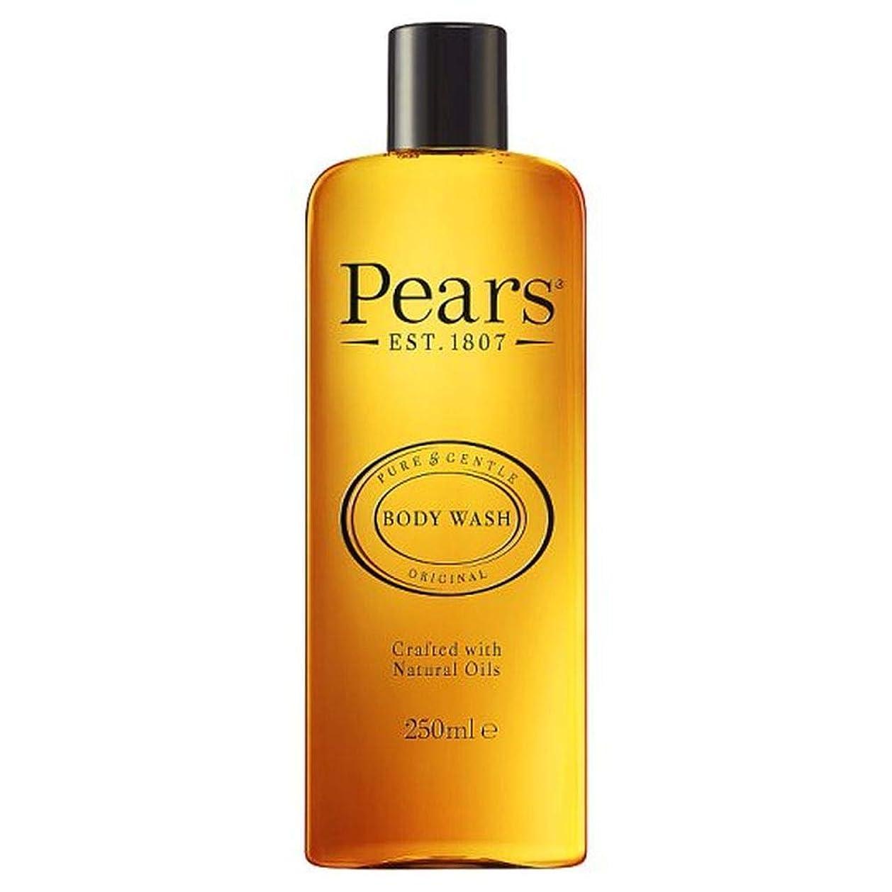 たらいエトナ山更新する[Pears] 梨シャワージェル250ミリリットル - Pears Shower Gel 250Ml [並行輸入品]