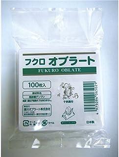 (まとめ)瀧川オブラート (1)袋オブラート約6×6cm 100枚 549-005300-00【×10セット】 ds-1547146