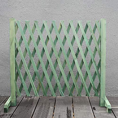 QBZS-YJ Outdoor-tuindecoratie, uitneembare omheining, houten omheining, stretch, krik, omheining, binnen Pet Partition