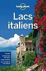 Lacs italiens - 2ed de LONELY PLANET