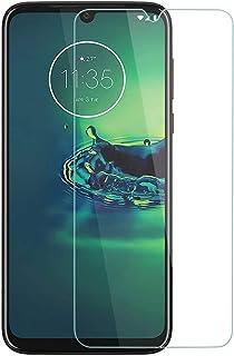 【2枚セット】Motorola モトローラ Moto G8 Plus ガラスフィルム Moto G8 Plus 液晶保護強化ガラスフィルム 【ELMK】日本製素材旭硝子製・業界最高硬度9H ・高透過率・耐衝撃・防塵・飛散防止・指紋防止・画面鮮や...