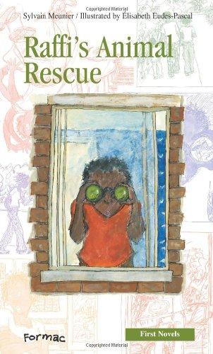 Raffi's Animal Rescue (First Novels)
