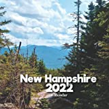 New Hampshire 2022 Calendar: A Monthly and Weekly 12 Months Calendar 2022 With Pictures of the New Hampshire For Office to Write in Appointment, ...   Cute Gift Ideas For Men, Women, Girls, Boys