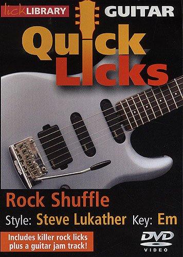 Guitar Quick Licks - Rock Shuffle/Steve Lukather
