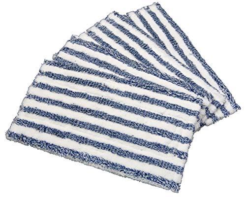 Aresgo 4 Reinigungstücher geeignet für Vorwerk SP 520 und 530