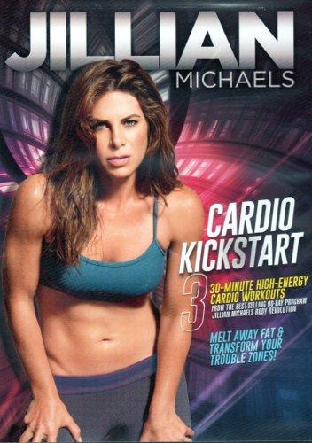 Jillian Michaels Cardio Kickstart DVD