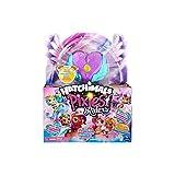Toy Galaxy Juego compatible con hatchimal Pixies Riders con función misteriosa juguetes de hadas voladores para niñas de 3 años en adelante - Moonlight Mia reemplazo para Hatchimals