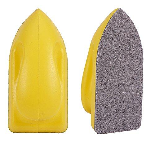 Jscarlife spugnette magia di pulizia Eraser Sponge & Best per lucidatura, pulizia e lucidatura in pelle auto sedile in pelle scrub cruscotto divano Wash