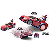 Spiderman 9094 Marvel RC Web Wheelie Electronic Toy