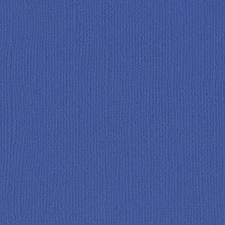 A4 Texture Florence Cardstock Canvas Sapphire 10-Piece