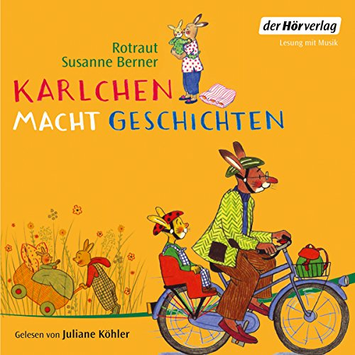 Karlchen macht Geschichten cover art