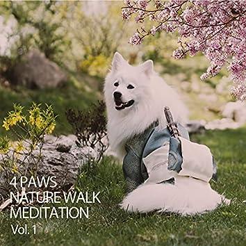 4 Paws: Nature Walk Meditation Vol. 1