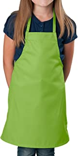 KNG Aprons KNG Child's Apron Medium Lime Green