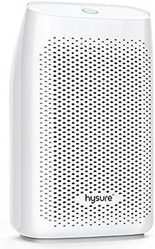 Hysure Ultra-Quiet Portable Dehumidifier
