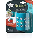 Tommee Tippee No Knock! The Cup That Wont tip Over. 6oz Purple (Green Dog)