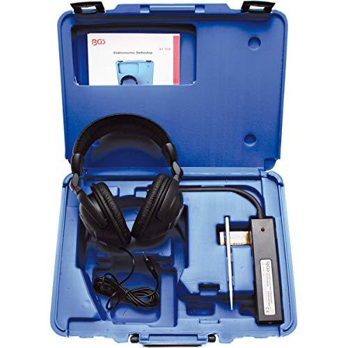 OC-PRO - Estetoscopio electrónico profesional para mecánicos BGS TECHNIC