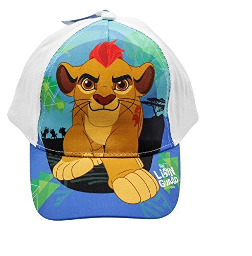Unbekannt Baseball Caps, Kappe, Schirmmütze für Kinder, Jungen und Mädchen, Die Garde der Löwen, Weiß, 52