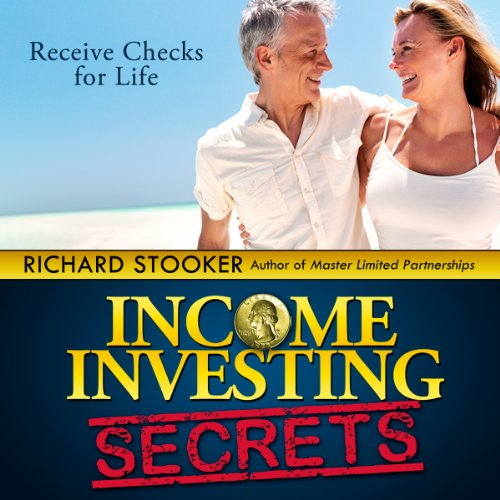 Income Investing Secrets audiobook cover art