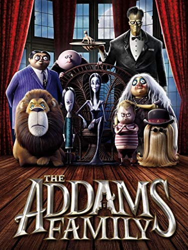 The Addams Family 2019 product image