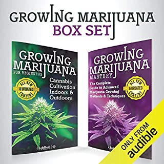 Growing Marijuana: Box Set audiobook cover art