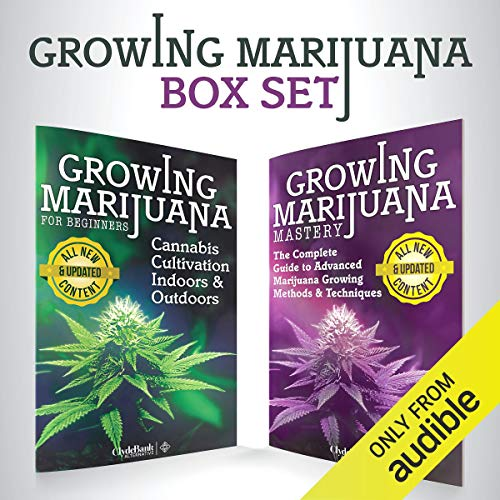 Growing Marijuana: Box Set Titelbild