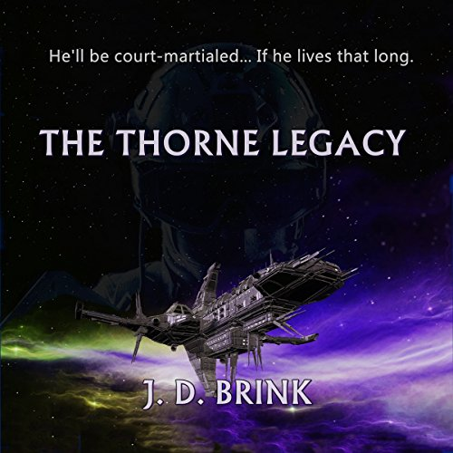 The Thorne Legacy audiobook cover art