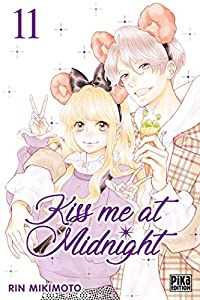 Kiss Me at Midnight Edition simple Tome 11