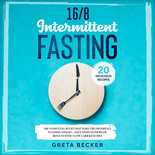 16/8 Intermittent Fasting cover art