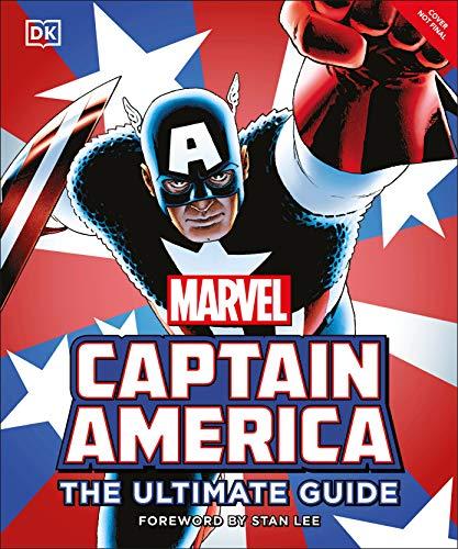 Captain America Ultimate Guide New …