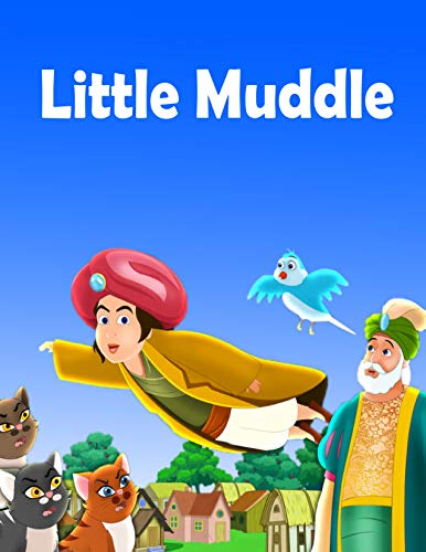 Story of Little Muddle: Classic Stories | English Cartoon | Bedtime Story For Kids