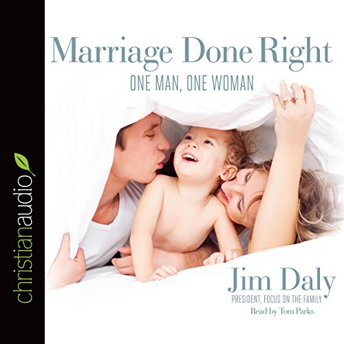 Marriage Done Right audiobook cover art