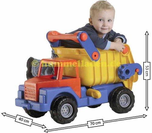 Wader Kinderfahrzeug LKW Truck No 1