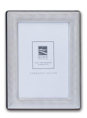 Lunt Python Sterling Bilderrahmen, Sterling-Silber 925, 8 by 10-Inch
