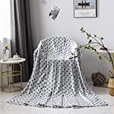 LYJZH Decke Tagesdecke Kuscheldecke Couchdecke Sofadecke - perfekt für das Sofa oder Bett -...