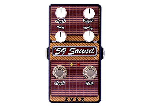 Zvex Vexter 59' Sound Vertical guitar Pedal